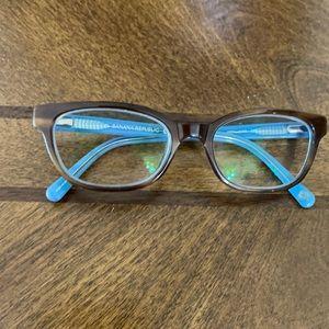 # 1005 Banana Republic glasses.